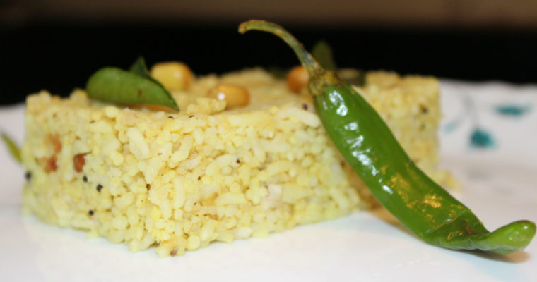 Lemon Millet and Rice